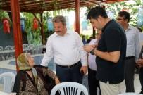 HULUSİ EFENDİ - Talas'ın Çınarları Akçakaya Mahallesinde