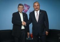 MALEZYA - Tayland Ve Malezyalı Mevkidaşlarıyla Görüştü