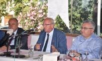 KADİR ALBAYRAK - Tekirdağ'ın Nüfusu Her Yıl Bir İlçesi Kadar Artıyor