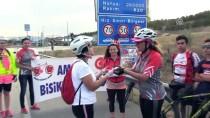 30 AĞUSTOS ZAFER BAYRAMı - 'Türk Kadınının Zaferi Bisiklet Turu Projesi'