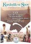SU SPORLARI - Van'da Kardeşlik Ve Spor Turnuvaları Başlıyor