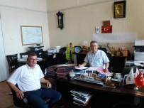 DEVLET DEMIR YOLLARı - Vezirhan'a Yeni Bir Tesis Yapılacak
