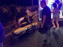 Yabancı Plakalı Otomobilin Çarptığı Kadın Hayatını Kaybetti
