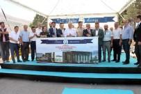 SİNEMA SALONU - Yahyalı Kongre Ve Gösteri Merkezi'nin Temeli Törenle Atıldı