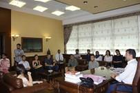 TÜRKIYE BAROLAR BIRLIĞI - Yaşilboğaz Açıklaması 'Baro Pulu, Mersin Barosu'nun İcadıdır'