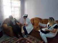 EV TEMİZLİĞİ - Yenişehir Belediyesinin Evde Bakım Hizmetleri Devam Ediyor