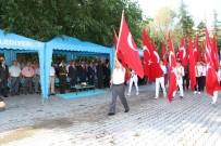 ADLİYE BİNASI - Akşehir'de 30 Ağustos Zafer Bayramı Kutlamaları
