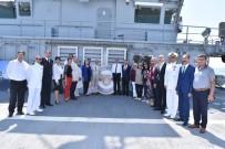 ALİ İHSAN SU - Arama Kurtarma Gemisi Halkın Ziyaretine Açıldı