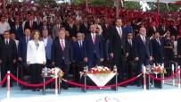 AFYONKARAHİSAR VALİSİ - Bakan Kasapoğlu, Kütahya'da Zafer Bayramı Kutlamalarına Katıldı