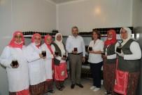 KARAHıDıR - Başkan Çelik, Kadın Çiftçiler Ekolojik Eğitim Ve Üretim Merkezi'ni Ziyaret Etti