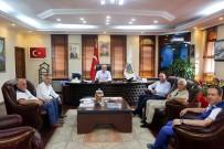 ESKİ MİLLETVEKİLİ - Başkanlar Sapanca'da Buluştu