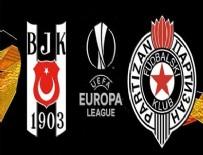 CANER ERKİN - Beşiktaş adını gruplara yazdırdı