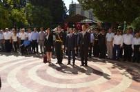 AHMET GENCER - Besni'de 30 Ağustos Zafer Bayramı Kutlandı