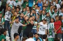 TUNAY TORUN - Bursaspor'un İmza Töreninde Skandal