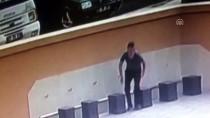 KARAOĞLAN - Camiden Hırsızlık Anı Güvenlik Kamerasına Yansıdı