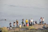 Dicle Nehri'ne Giren 2 İşçi Kayboldu