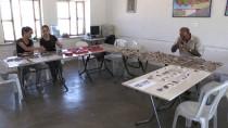 HACETTEPE ÜNIVERSITESI - Domuztepe'de 8 Bin Yıllık Traş Bıçağı Ve Kirmen Bulundu