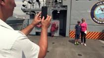 KIBRIS BARIŞ HAREKATI - Donanma Komutanlığı Kapılarını Vatandaşlara Açtı