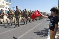 Elazığ'da Zafer Bayramı Coşkuyla Kutlandı