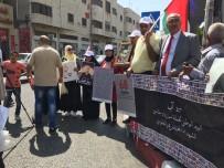 İŞGAL - Filistinli Şehitlerin Aileleri İsrail'i Protesto Etti