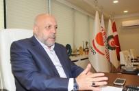 MAHMUT ARSLAN - HAK-İŞ Genel Başkanı Arslan'dan 1 Eylül Dünya Barış Günü Mesajı