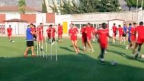DIALLO - Hatayspor'da Gazişehir Gaziantep Maçı Hazırlıkları