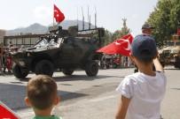 Isparta'da 30 Ağustos Zafer Bayramı Coşkusu