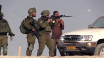 PLASTİK MERMİ - İsrail'den Batı Şeria'daki Gösteriye Müdahale