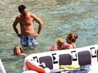 RONALDO - Juventus'un Başkanı ve eşi Bodrum'da