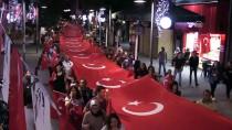 Kırklareli'de 'Zafer Yürüyüşü' Düzenlendi