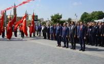 RESMİ TÖREN - Kırşehir'de 30 Ağustos Zafer Bayramı Kutlamaları