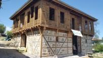 HARABE - Marmara Depreminin Yıktığı 125 Yaşındaki Tarihi Konak Yeniden Hayat Buluyor