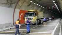 KARADENIZ SAHIL YOLU - Ovit Tüneli'nde Bayram Yoğunluğu