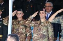 Patriot Komutanı Da Zafer Bayramı Kutlamalarını İzledi