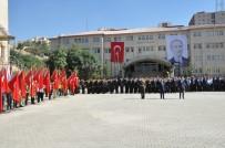 Şırnak'ta 30 Ağustos Zafer Bayramı Kutlandı