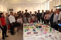 TAHSIN KURTBEYOĞLU - Söke'de Yaz Okulu Öğrencilerinin Sergisi Beğeni Topladı