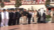 AHMET MISBAH DEMIRCAN - Taksim Meydanı'nda 30 Ağustos Zafer Bayramı Töreni