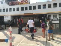 TAKSİ ŞOFÖRÜ - Ticari Taksi Sürücüsü 15 Temmuz Şehitler Köprüsü'nden Atlayarak İntihar Etti