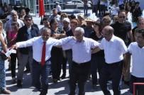 Tunceli'de Açılış, Çılgın Davulcuyla Şenlendi, Halay Çeken Vali Renk Kattı