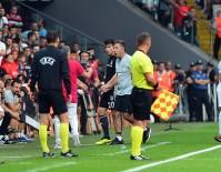 NECIP UYSAL - UEFA Avrupa Ligi Açıklaması Beşiktaş Açıklaması 2 - Partizan Açıklaması 0 (İlk Yarı)