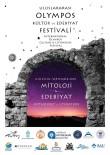 TÜRKIYE OTELCILER FEDERASYONU - Uluslararası Kültür Ve Edebiyat Festivali Olympos'da