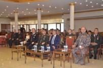 Vali Elban Rütbe Terfi Törenine Katıldı