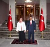 BALIKESİR VALİLİĞİ - Vali Ersin Yazıcı'dan 30 Ağustos Resepsiyonu