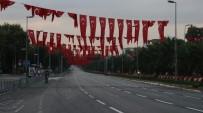 FEVZIPAŞA - Vatan Caddesi Trafiğe Kapatıldı