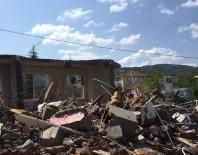 RÖNTGEN - Yenipazar Devlet Hastanesi Ek Bina Yapım Çalışmaları Başladı