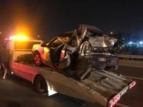 GÜLBEYAZ - Zafer Bayramını Kutlayacaktı, Trafik Kazasında Hayatını Kaybetti