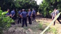 Adana'da Bahçede Gömülü Ceset Bulundu