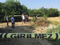 Adana'da Portakal Bahçesinde Ceset Bulundu