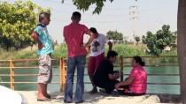 Adana'da Sulama Kanalına Düşen Çocuk Kayboldu