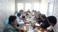 İŞ SAĞLIĞI - Ağrı'da İlçe Milli Eğitim Müdürleri Toplantısı